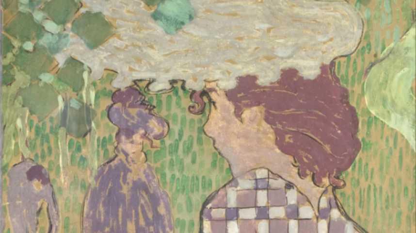 Illustration pour la vidéo Bonnard c'est beau à Orsay