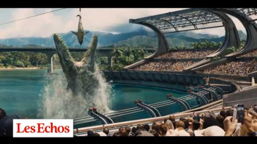 """Illustration pour la vidéo A voir au cinéma cette semaine : """"Jurassic World"""", fidèle à son ADN"""