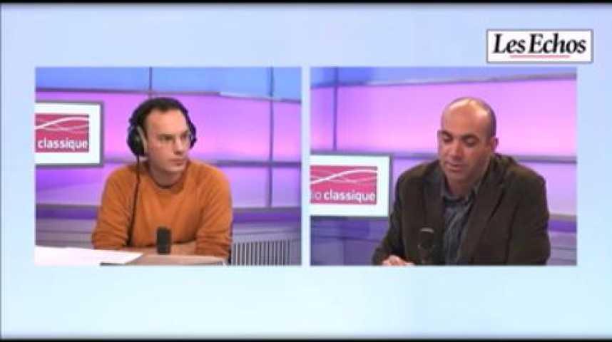 Illustration pour la vidéo L'invité business de la matinale de Radio Classique : Loïc Le Meur
