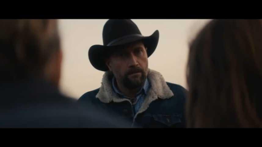 """Illustration pour la vidéo """"Les cowboys"""" au cinéma cette semaine : François Damiens en père courage"""