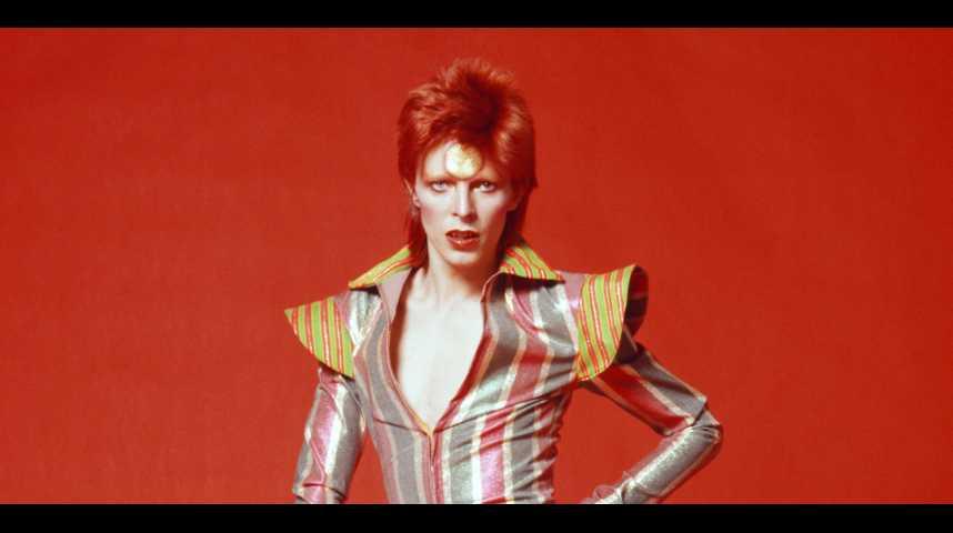 Illustration pour la vidéo Les 1001 vies de David Bowie