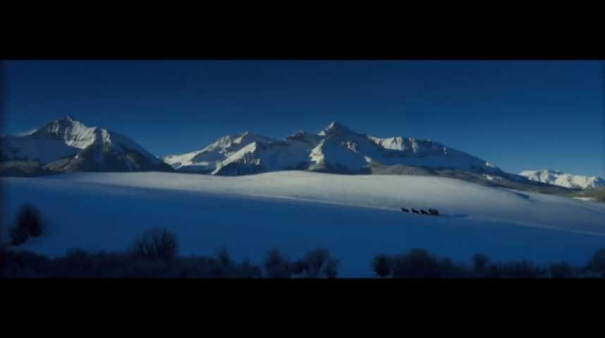 """Illustration pour la vidéo """"Les Huit Salopards"""", bon western et pur Tarantino, au cinéma cette semaine"""
