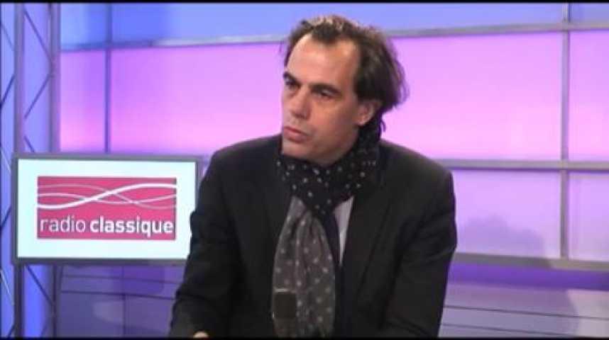 Illustration pour la vidéo L'invité business de Radio Classique : Philippe Dessertine