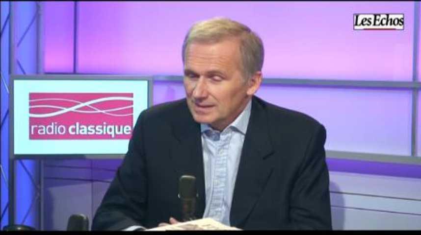 Illustration pour la vidéo L'invité de l'économie : Thomas Valentin (M6)