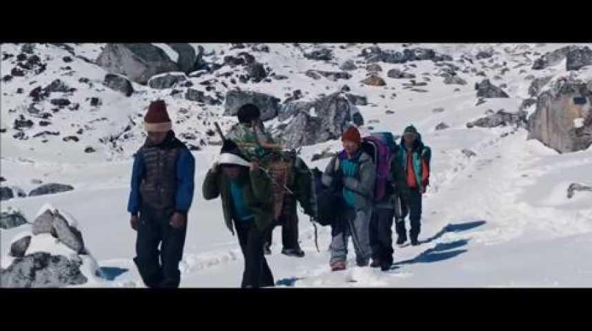 """Illustration pour la vidéo """"Everest"""" au cinéma cette semaine : vertige et sensation sur le toit du monde"""