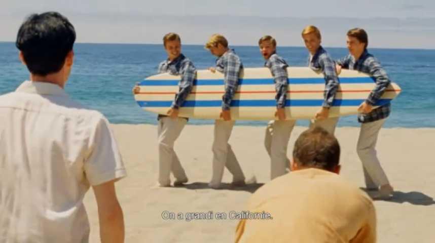 Illustration pour la vidéo Au cinéma cette semaine : dans la tête du génie des Beach Boys