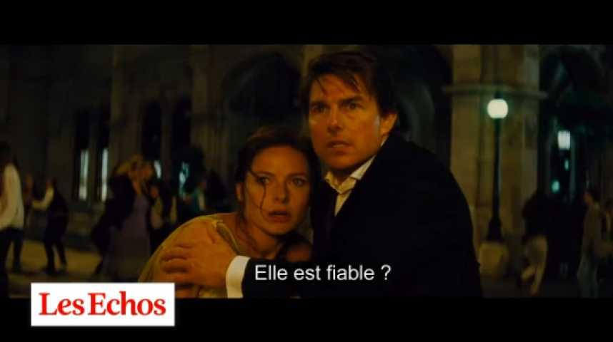 """Illustration pour la vidéo """"Mission : Impossible"""" au cinéma cette semaine : cherchez la femme..."""
