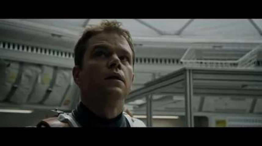 Illustration pour la vidéo Matt Damon et Elser : seuls face au pire, au cinéma cette semaine