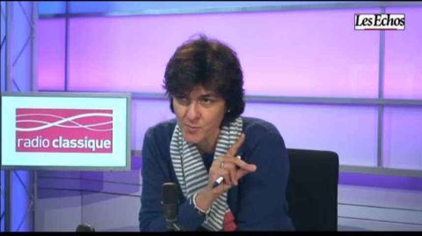 Illustration pour la vidéo L'invité business : Sylvie Goulard (députée européenne)