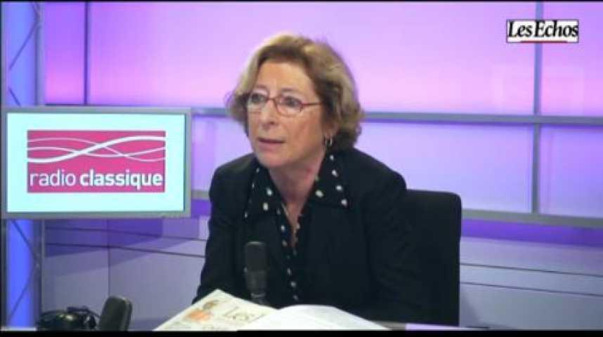 Illustration pour la vidéo L'invité business : Geneviève Fioraso, ministre de l'Enseignement supérieur et de la recherche
