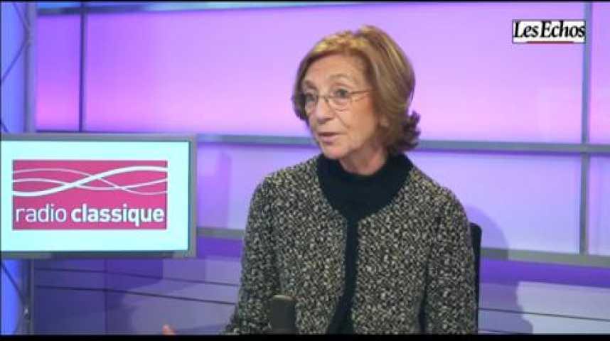Illustration pour la vidéo L'invité business : Nicole Bricq, ministre du Commerce extérieur