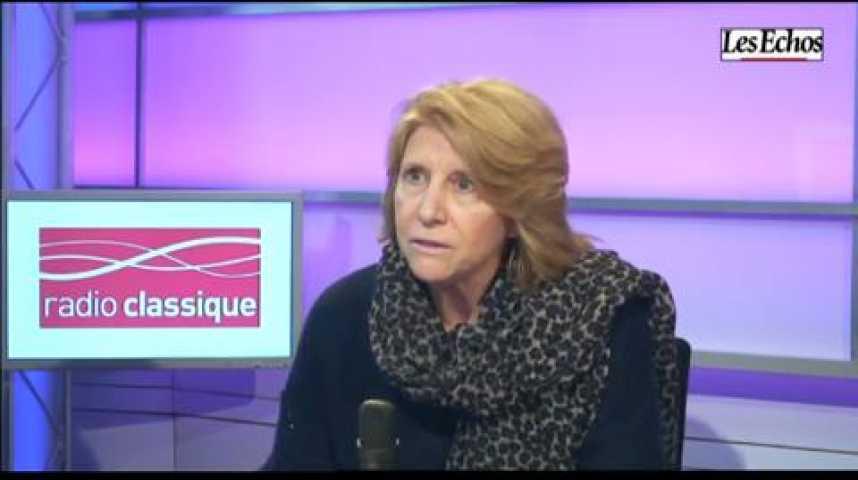 Illustration pour la vidéo L'invité de l'Economie : Christine Mondollot, présidente de Virgin France