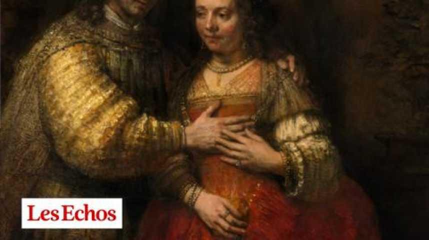 Illustration pour la vidéo Rembrandt : sublimes dernières années