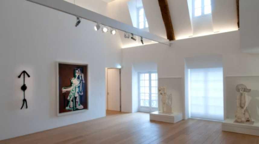 Illustration pour la vidéo Musée Picasso : réouverture d'un grand !
