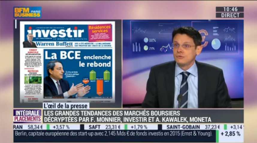 Illustration pour la vidéo La BCE a-t-elle déclenché la phase de rebond ?
