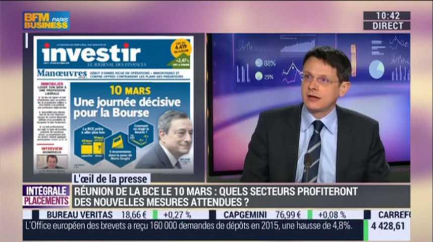 Illustration pour la vidéo La Bourse a rendez-vous avec la BCE