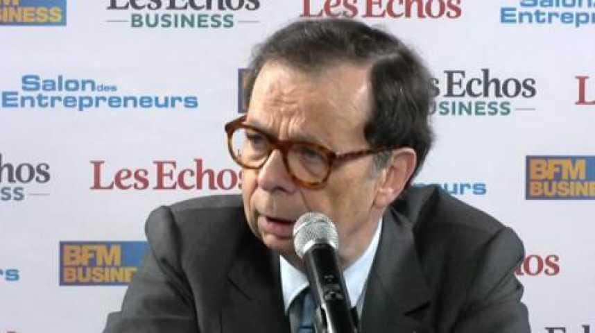 Illustration pour la vidéo Louis Schweitzer, Président d'Initiative France