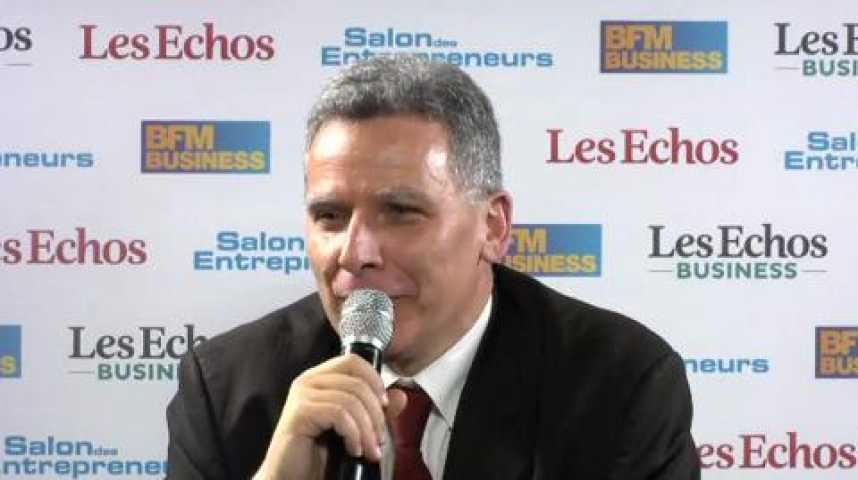 Illustration pour la vidéo Philippe Braidy, Président de CDC Entreprises