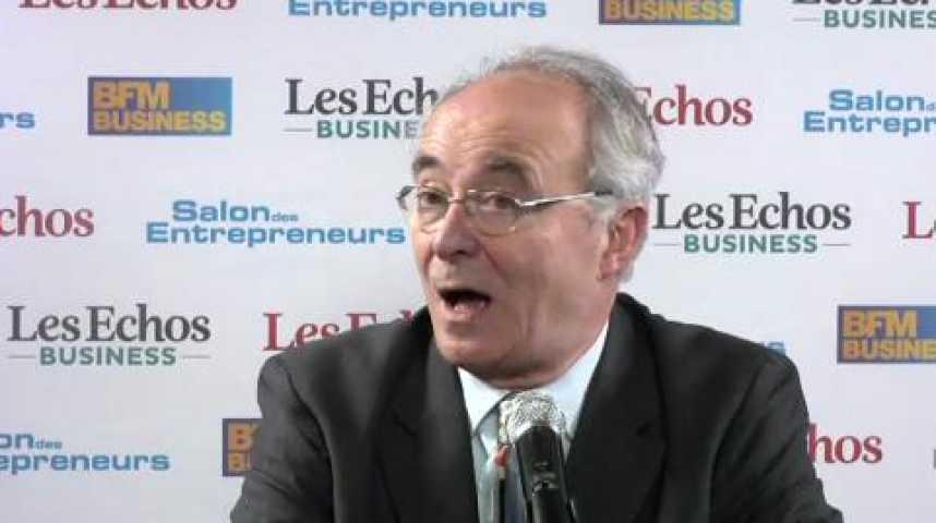 Illustration pour la vidéo Christian SAUTTER Adjoint au Maire de Paris chargé de l'emploi et du développement économique