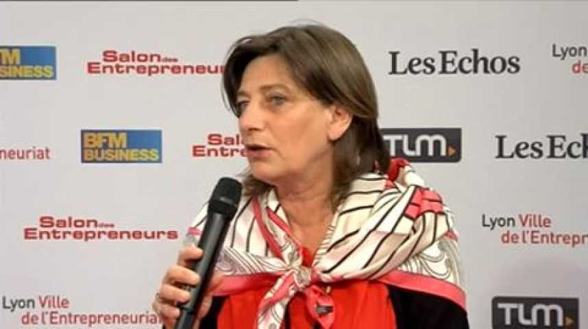 Illustration pour la vidéo Frédérique Clavel, Présidente de l'APCE