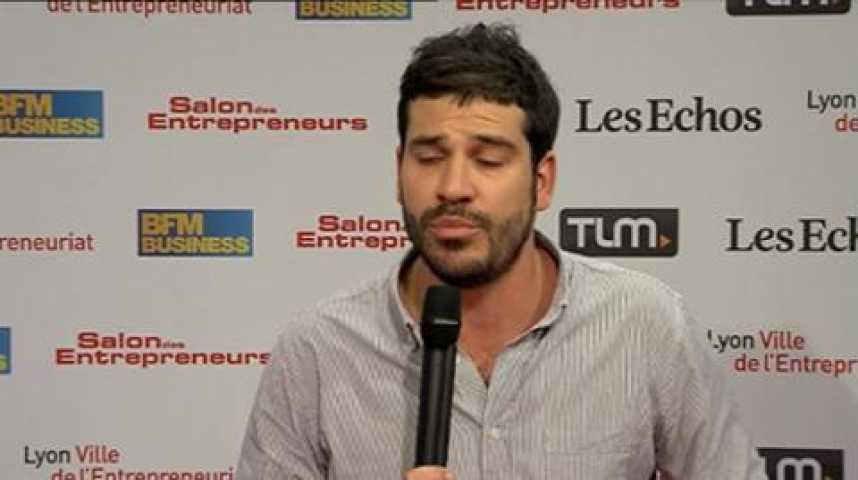 Illustration pour la vidéo Julien de Preneuf, Fondateur de Rent & Go