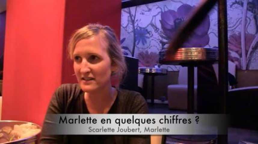 Illustration pour la vidéo Scarlette Joubert, Marlette. Lauréate Moovjee, « Grand Prix du jury »