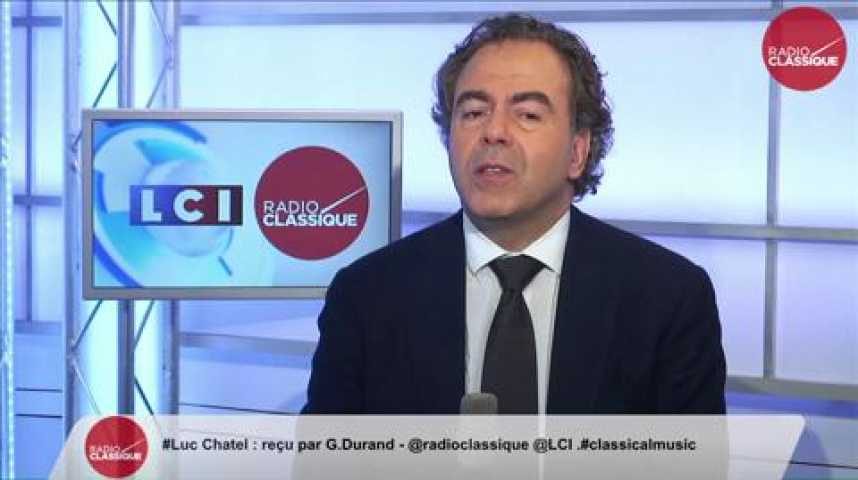 Illustration pour la vidéo Luc Chatel, Syrie : « Que fait la France ? Que fait la diplomatie française ? »