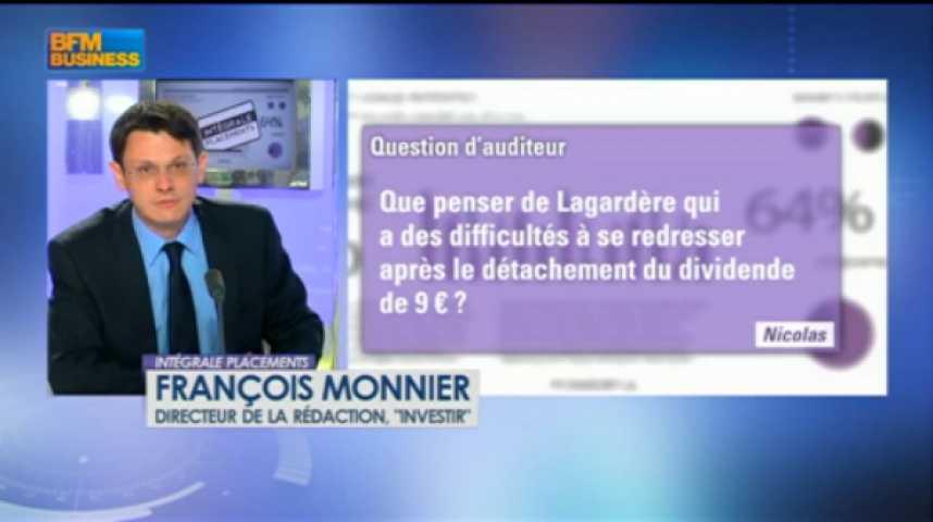 Illustration pour la vidéo Lagardère, Rubis, Axa, Thales, Ipsos, ADP