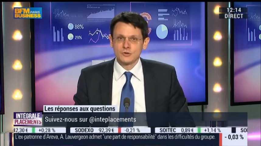 Illustration pour la vidéo Hybrigenics, OL Groupe, Airbus Group, Eurazeo, TF1, Agenda de la semaine.