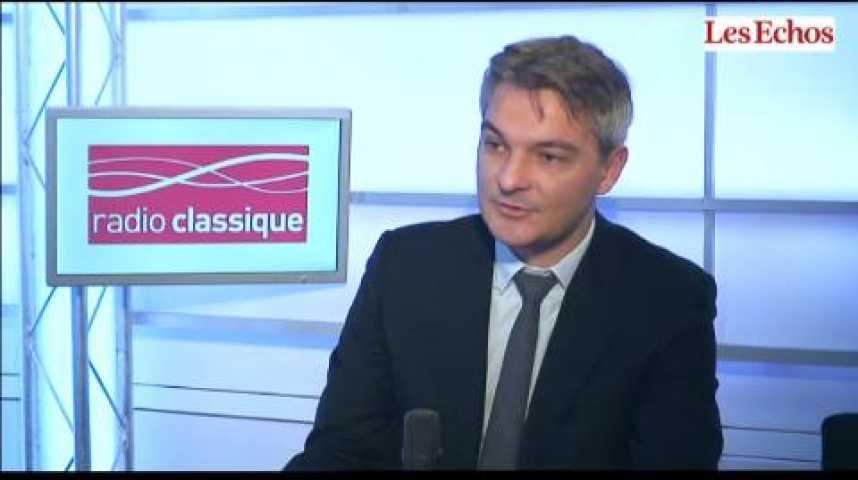 Illustration pour la vidéo Stéphane Maquaire,  Président du Directoire du groupe Monoprix, invité de l'éco sur Radio Classique