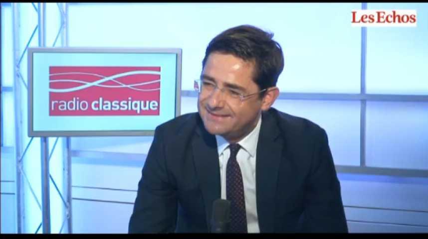 Illustration pour la vidéo Nicolas Dufourcq, directeur général de la Banque Publique d'Investissement