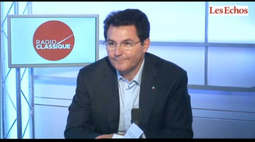 Illustration pour la vidéo Olivier Roussat, Président-Directeur Général de Bouygues Télécom