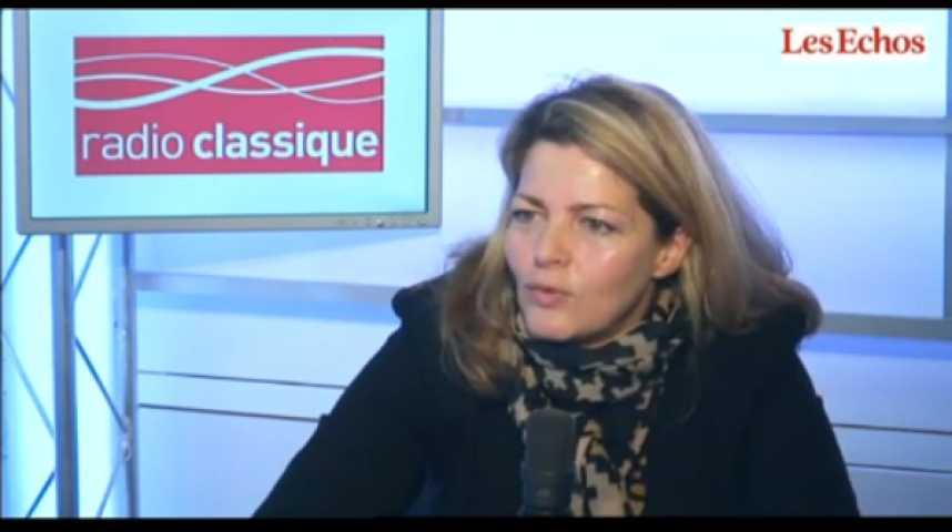 Illustration pour la vidéo Marie-Anne Barbat-Layani, Directrice générale de la Fédération bancaire française
