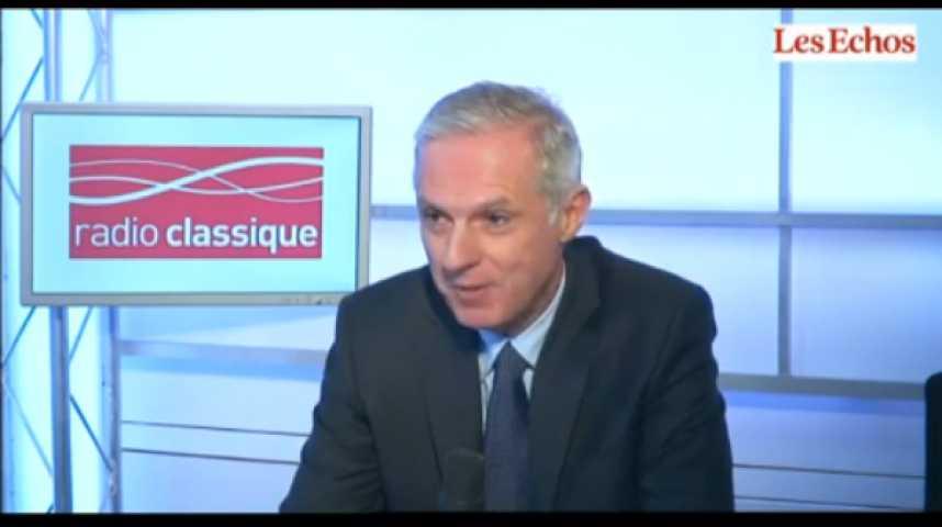 Illustration pour la vidéo Gilles Schnepp, Pdg de Legrand, invité de l'économie de Radio Classique