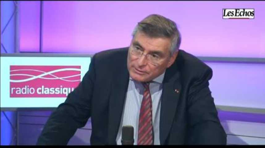 Illustration pour la vidéo L'invité de l'économie : Jean-Louis Beffa (Lazard)