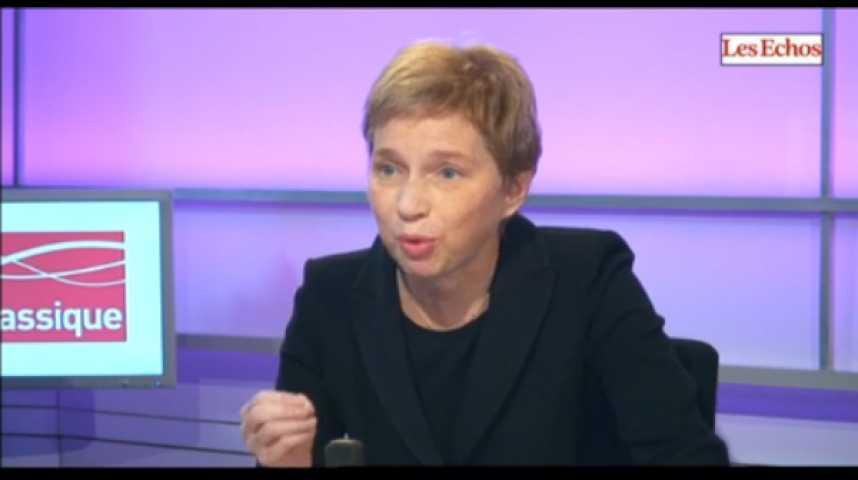 Illustration pour la vidéo L'invité de l'économie : Laurence Parisot (MEDEF)