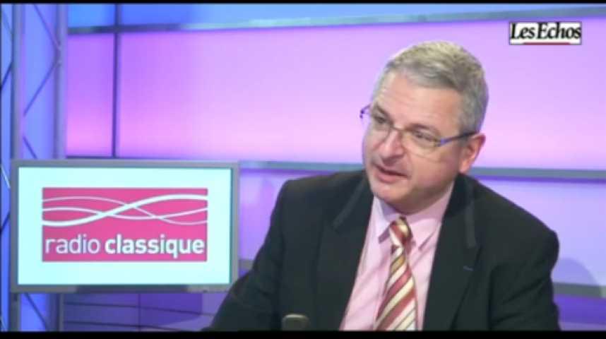 Illustration pour la vidéo L'invité de l'économie : Philippe Peyrard, directeur général délégué d'Atol