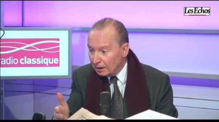 Illustration pour la vidéo L'invité de l'économie : Raymond Soubie