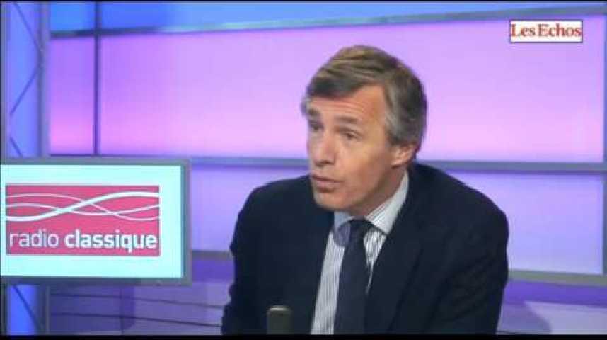 """Illustration pour la vidéo Nicolas Beytout : """"L'Opinion ne sera pas un journal économique"""""""
