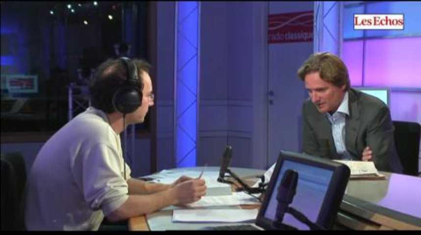 """Illustration pour la vidéo Charles Begbeider : """"Geoffroy Roux de Bézieux a ses chances pour la présidence du Medef"""""""