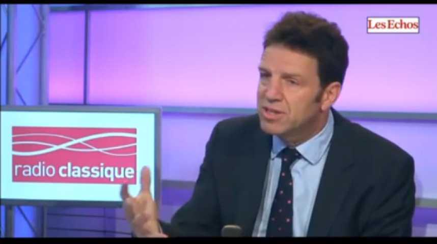 """Illustration pour la vidéo Geoffroy Roux de Bézieux : """"En France, quand on a un problème, on essaie d'inventer une nouvelle taxe"""""""