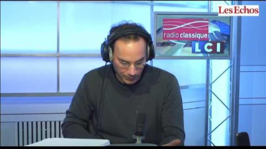 Illustration pour la vidéo Hubert Védrine, invité de l'économie sur Radio Classique