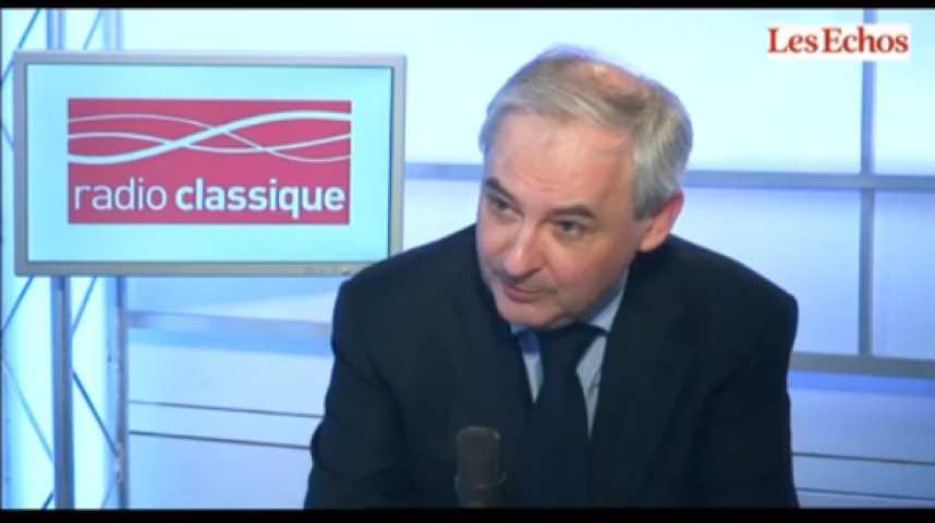 Illustration pour la vidéo François Pérol, Président du conseil d'administration de Natixis