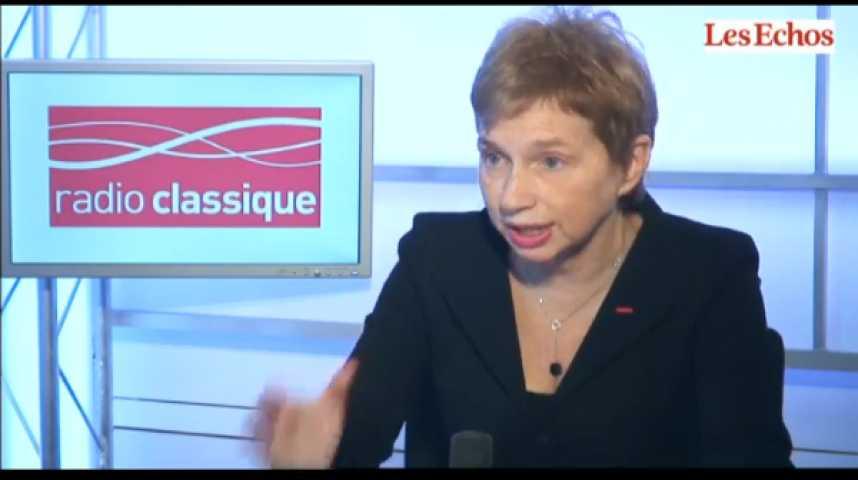 Illustration pour la vidéo Laurence Parisot, ancienne Présidente du MEDEF