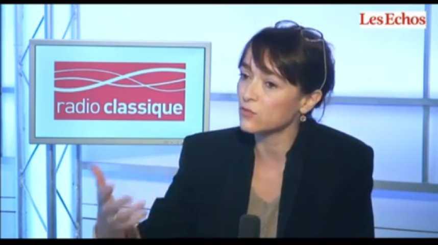 Illustration pour la vidéo Delphine Ernotte, Directrice générale d'Orange France