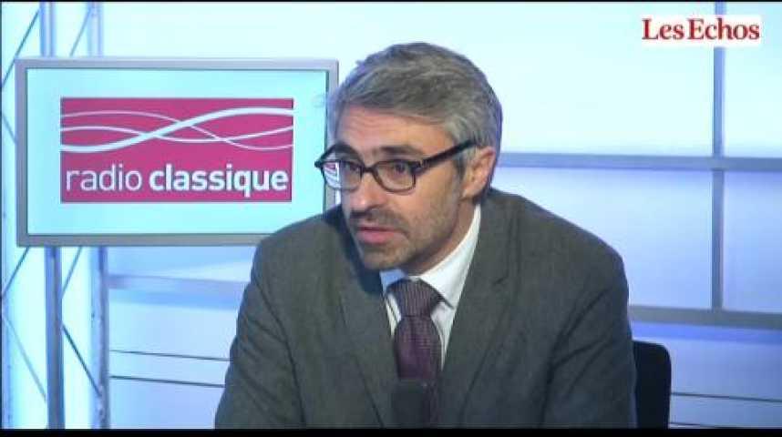 Illustration pour la vidéo Pascal Saint Amans, directeur du centre de politique et d'administration de l'OCDE
