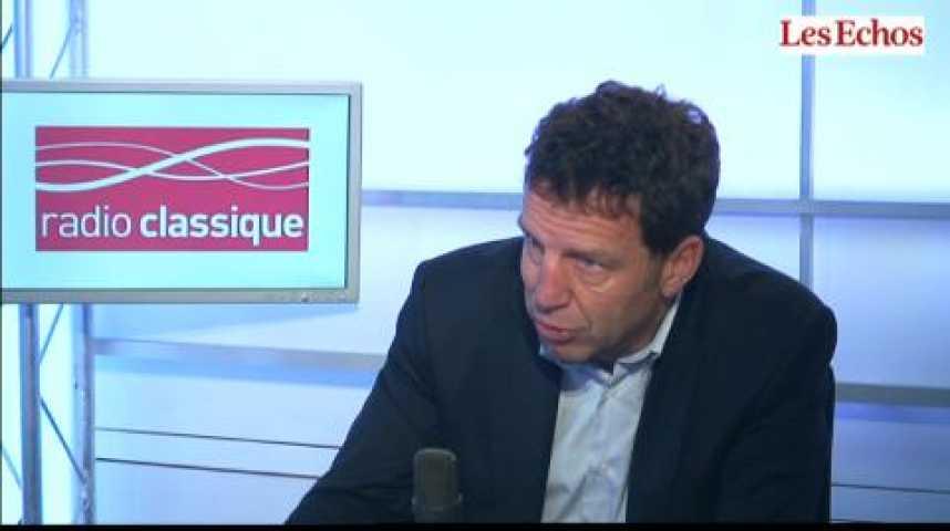 Illustration pour la vidéo Geoffroy Roux de Bezieux, entrepreneur, invité de l'économie sur Radio Classique