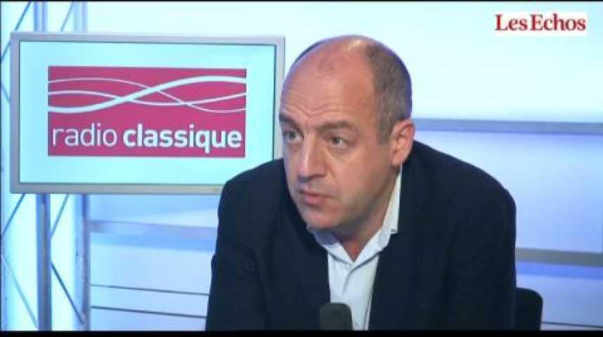 Illustration pour la vidéo Louis Dreyfus, directeur du journal Le Monde, invité de l'éco sur Radio Classique