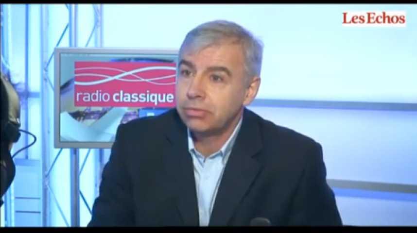 Illustration pour la vidéo Jean-Pierre Champion, directeur général de Krys group, invité de l'économie sur Radio Classique