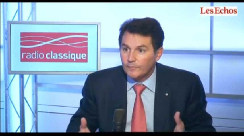 """Illustration pour la vidéo Olivier Roussat (Bouygues Telecom) : """"La 4G, c'est l'instantanéité"""""""